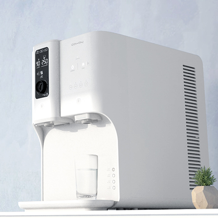 Coway Ombak Water Purifier Side View