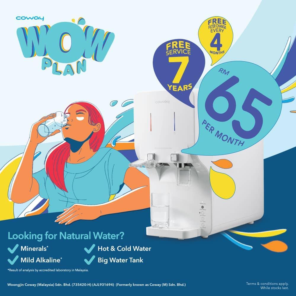 promosi wow plan coway neo-harizcoway.com