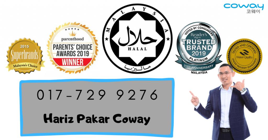 Hariz Pakar Coway