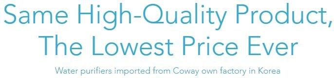 Promosi Coway Joy 7 2020 Same Quality-min